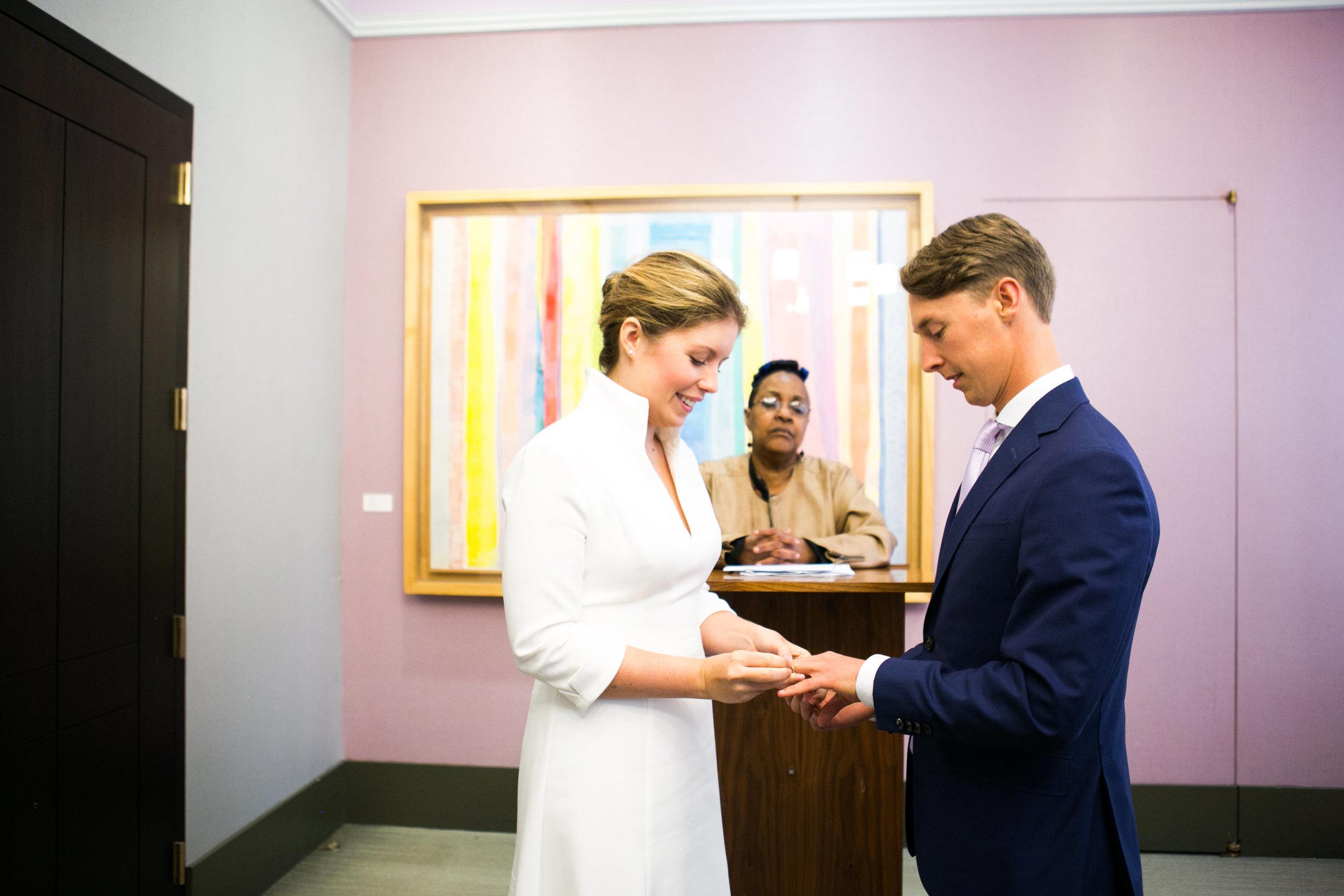 Marriage bureau manhattan wedding