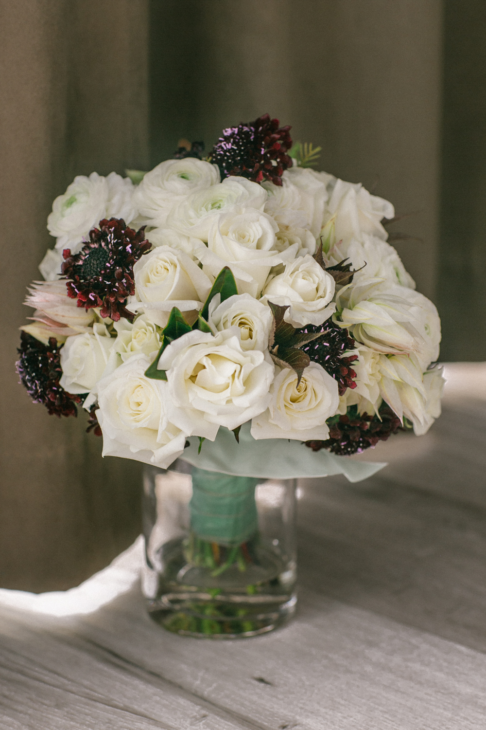 VSF bridal bouquet NYC