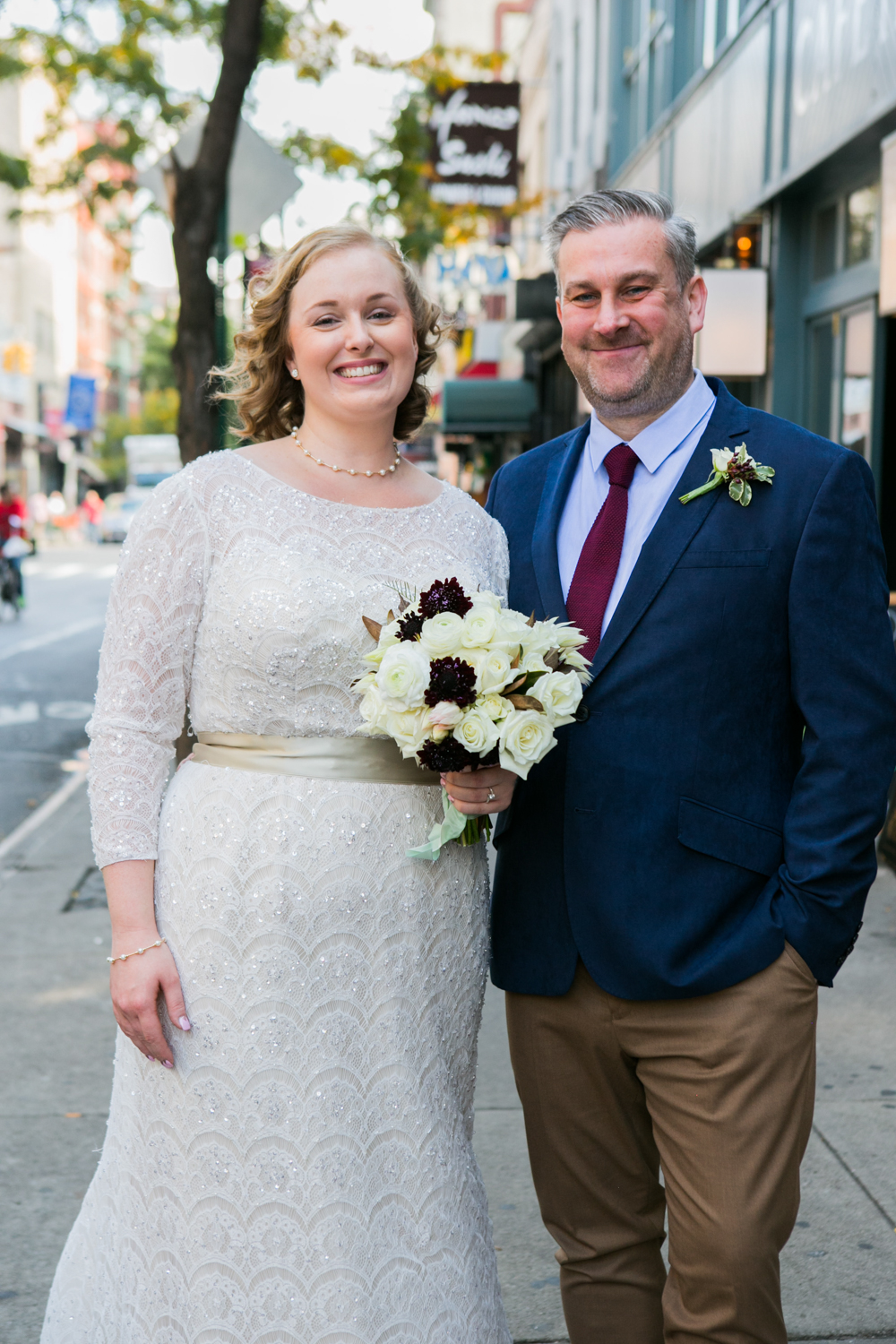 Manhattan Elopement