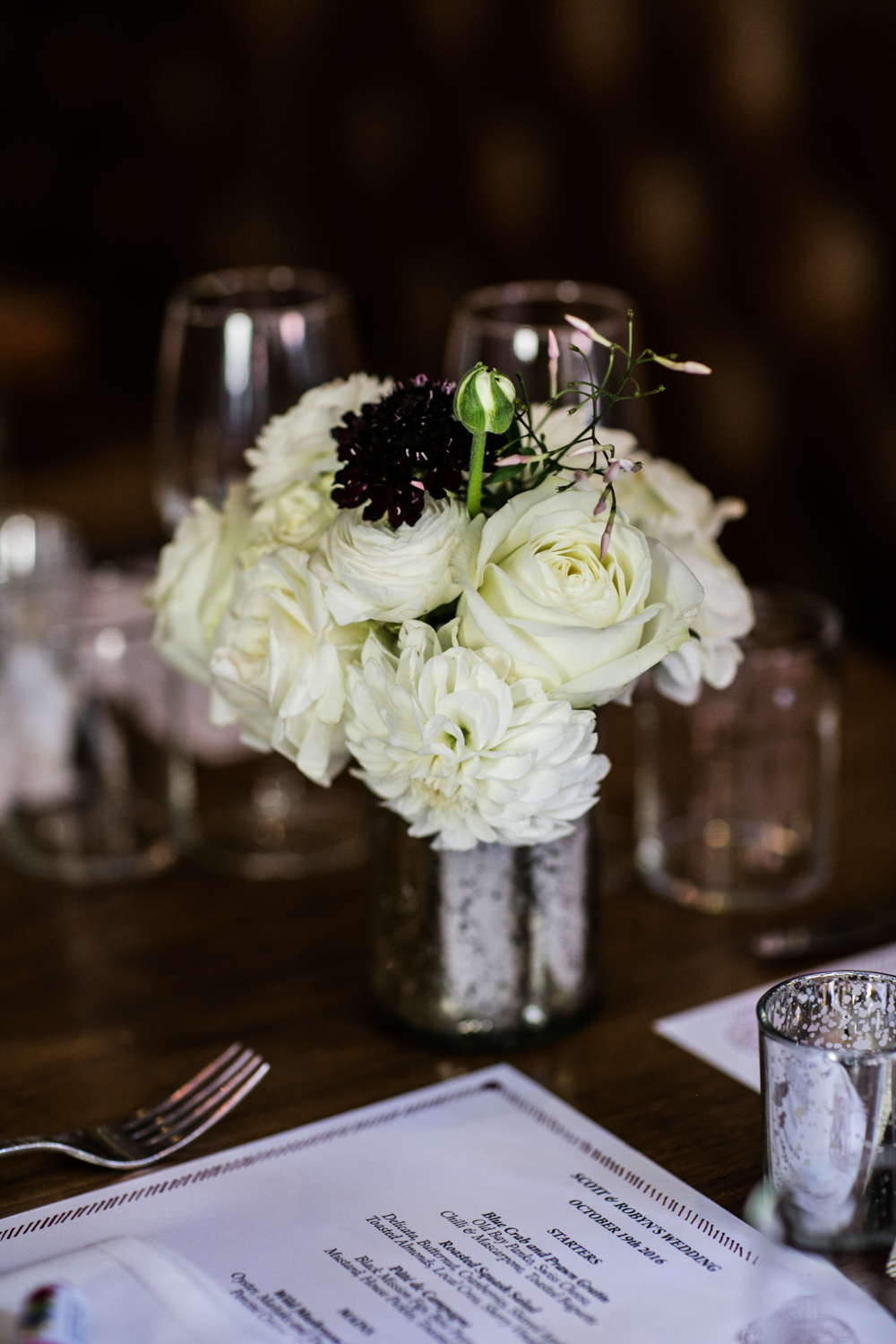 Intimate Restaurant Wedding NYC