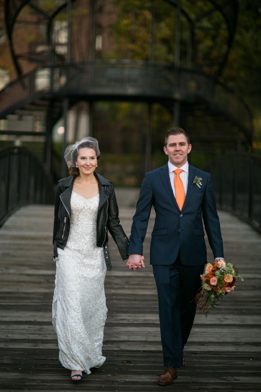 Battery Park City NYC Wedding Photos