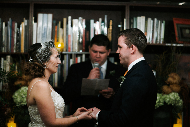 Housing Works Bookstore Wedding Photos