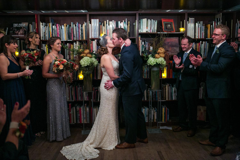 Housing Works Bookstore Wedding Photos  29.jpg