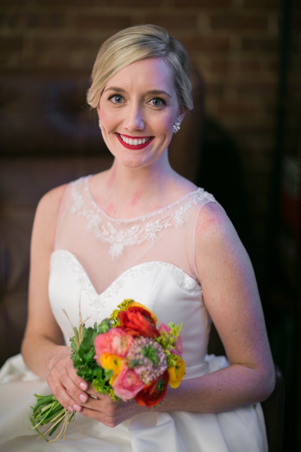 Bridal Portrait Upper East Side Wedding NYC