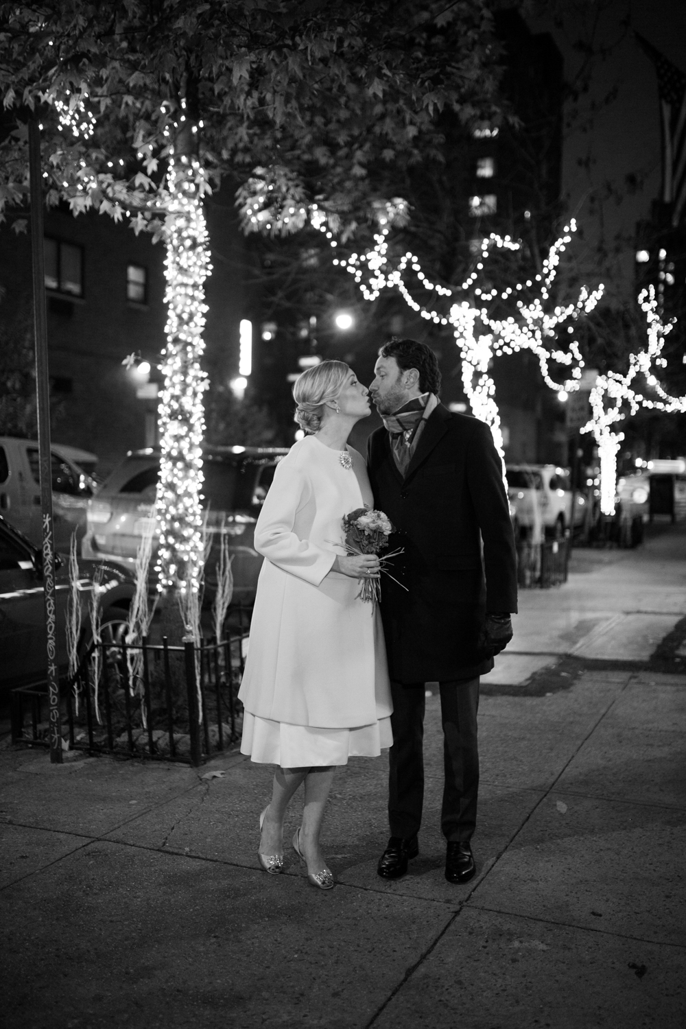 Intimate Winter Wedding NYC