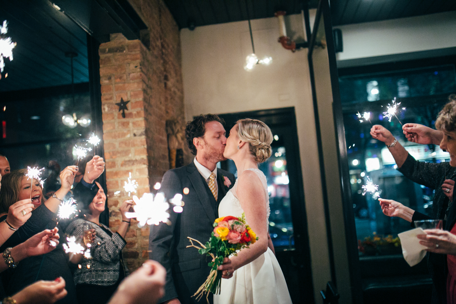 Intimate Wedding NYC