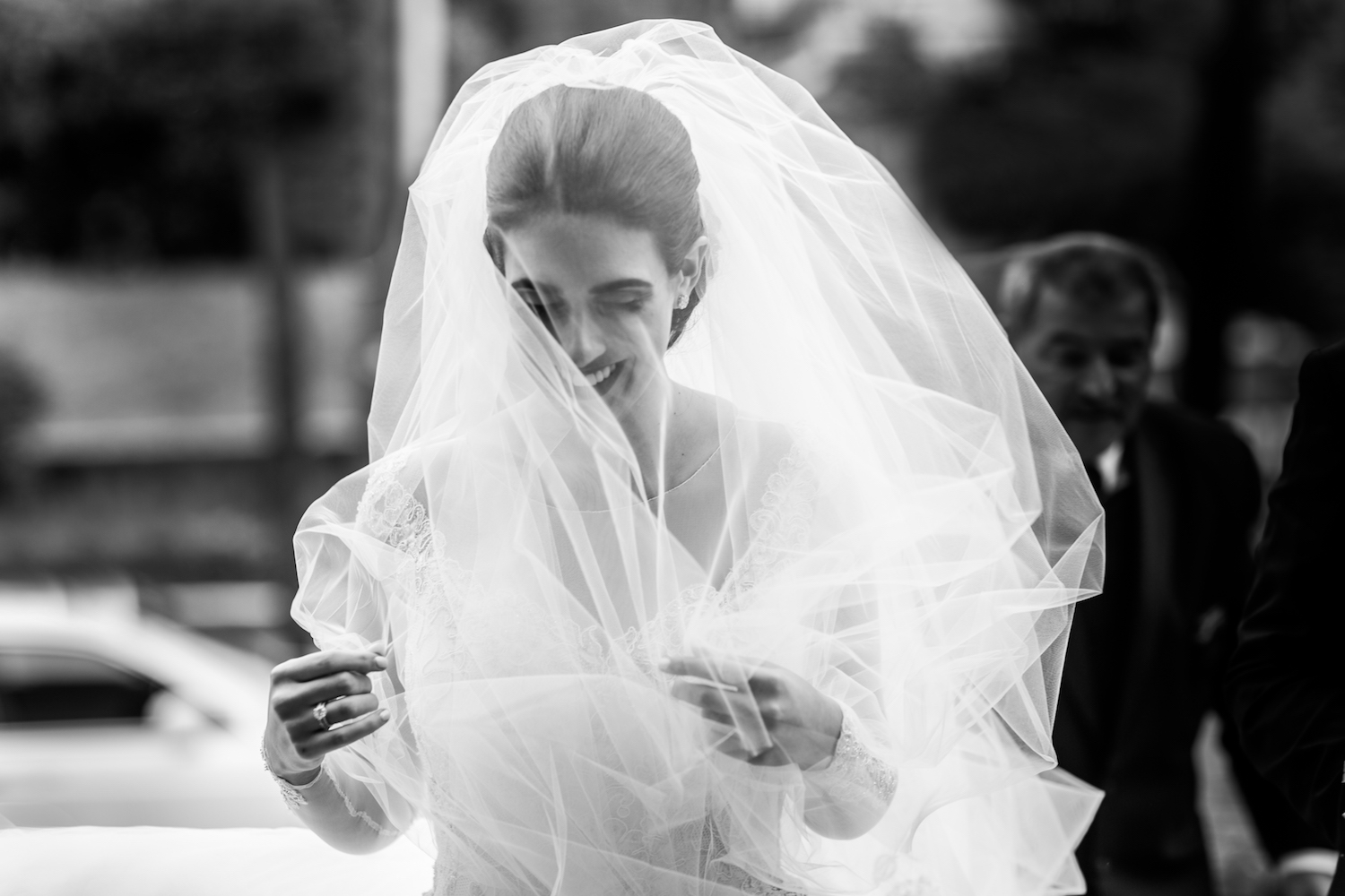 Black tie NYC Wedding Photographer