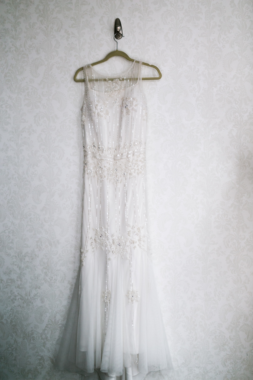 Alma Novias Wedding Gown 2016 | photographed by Amber Marlow, NYC