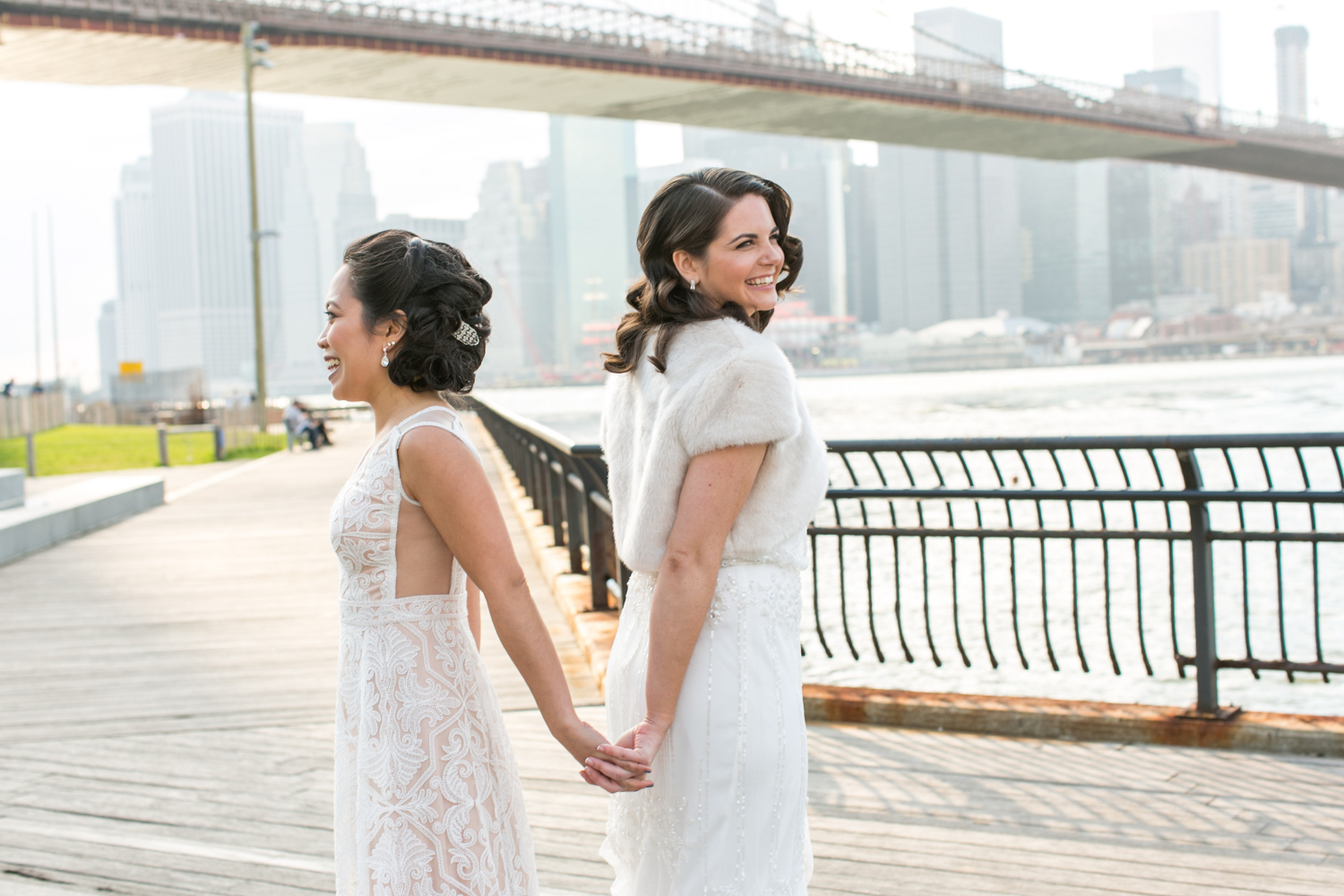 First Look in Brooklyn | photographed by Amber Marlow, NYC