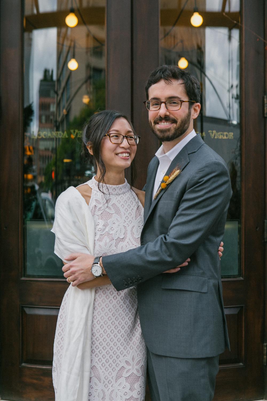Laconda Verde Wedding photos NYC