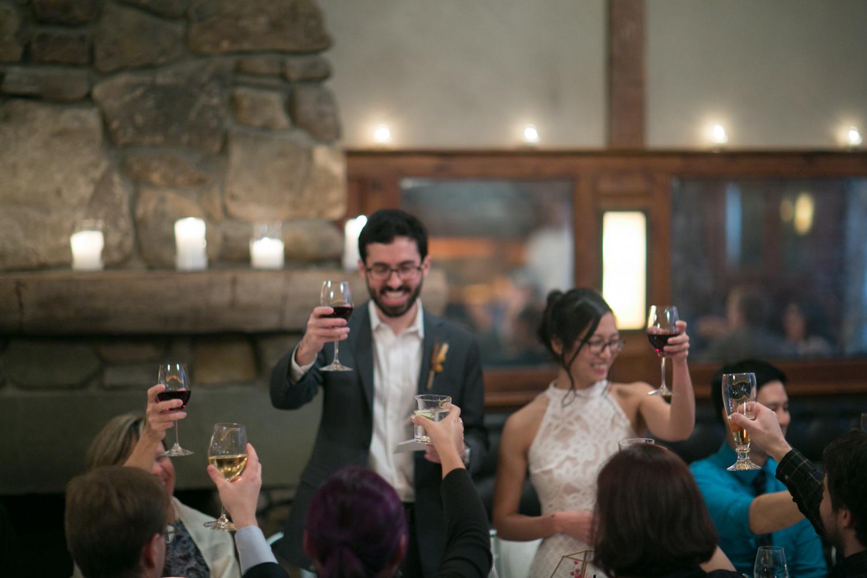 Intimate Wedding Photos NYC