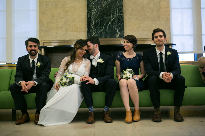 Manhattan Marriage Bureau Wedding Photographers