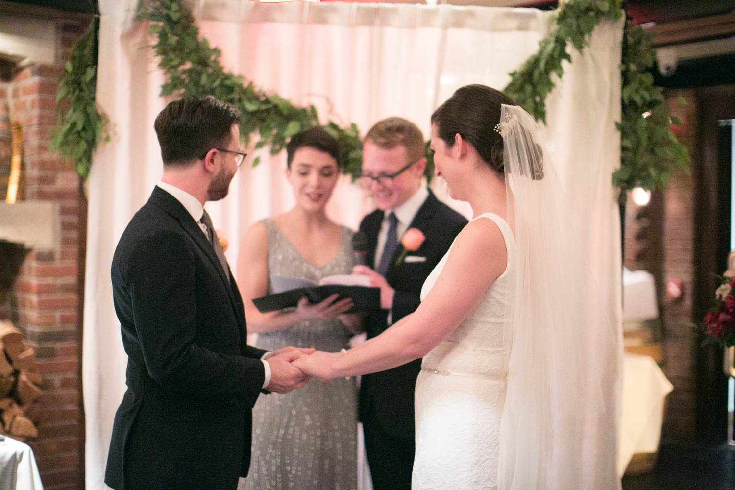 Saying I do in New York City