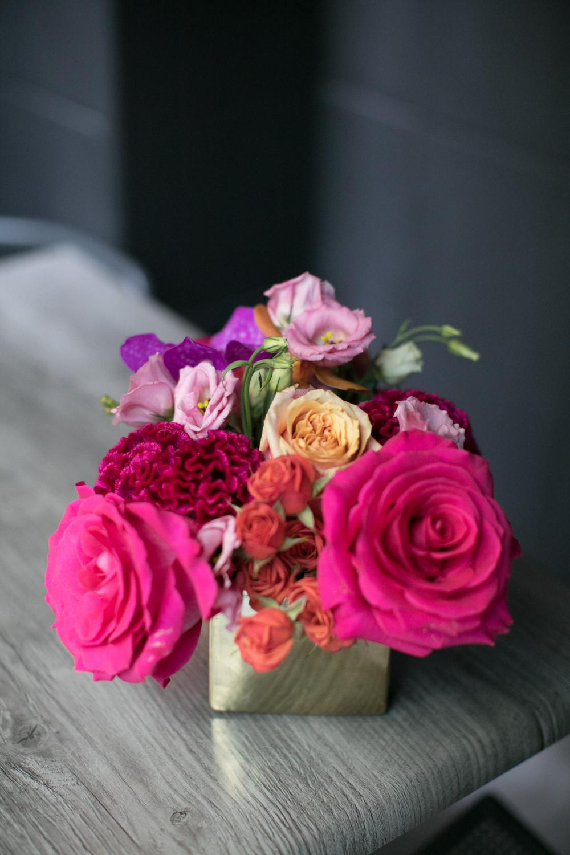 Wedding flower design by Rachel Cho Floral Design