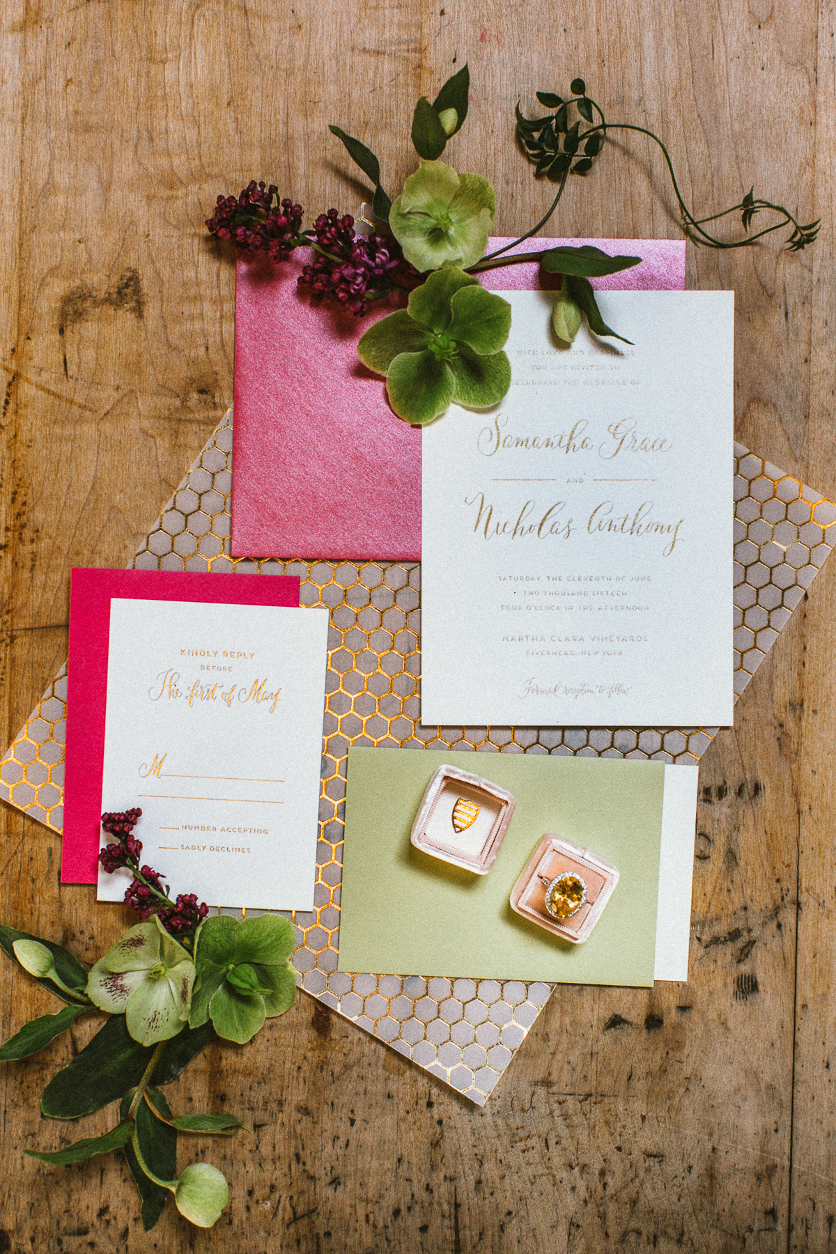 Atelier Roquette Wedding Photos