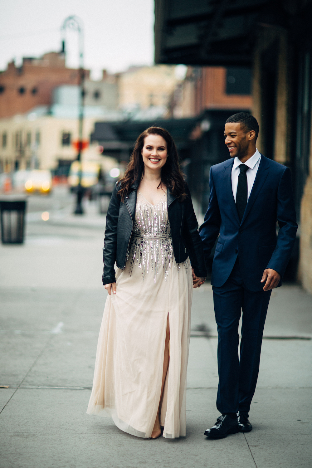 Meatpacking Engagement Session