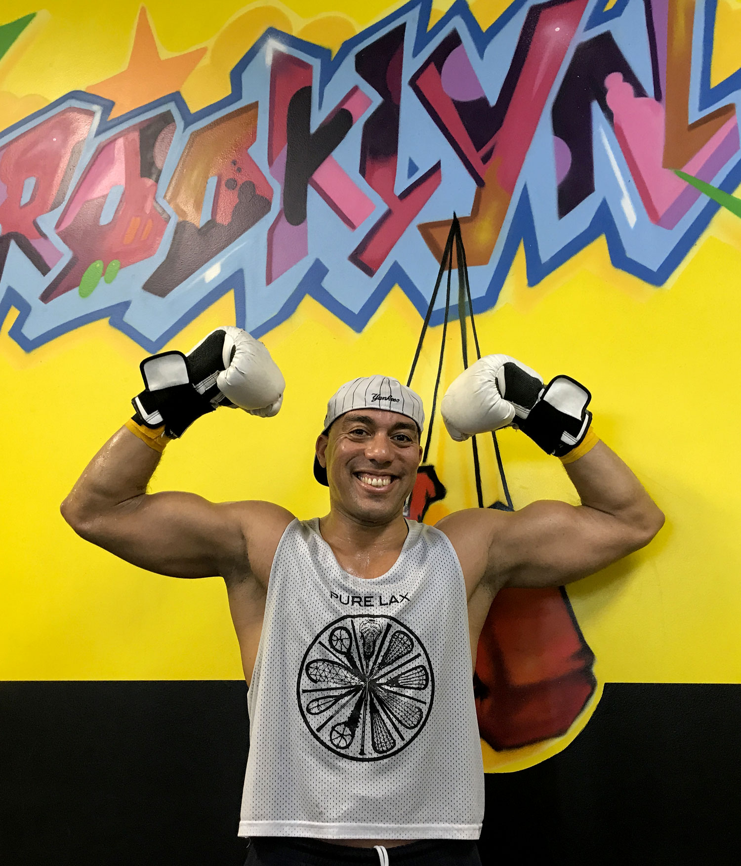 Start the new year off with a fitness plan! - Start your new year off right with personal trainer Gabriel Portuondo. Gabe is offering three fitness/weight-training sessions beginning in January.Value: $600Starting Bid: $200