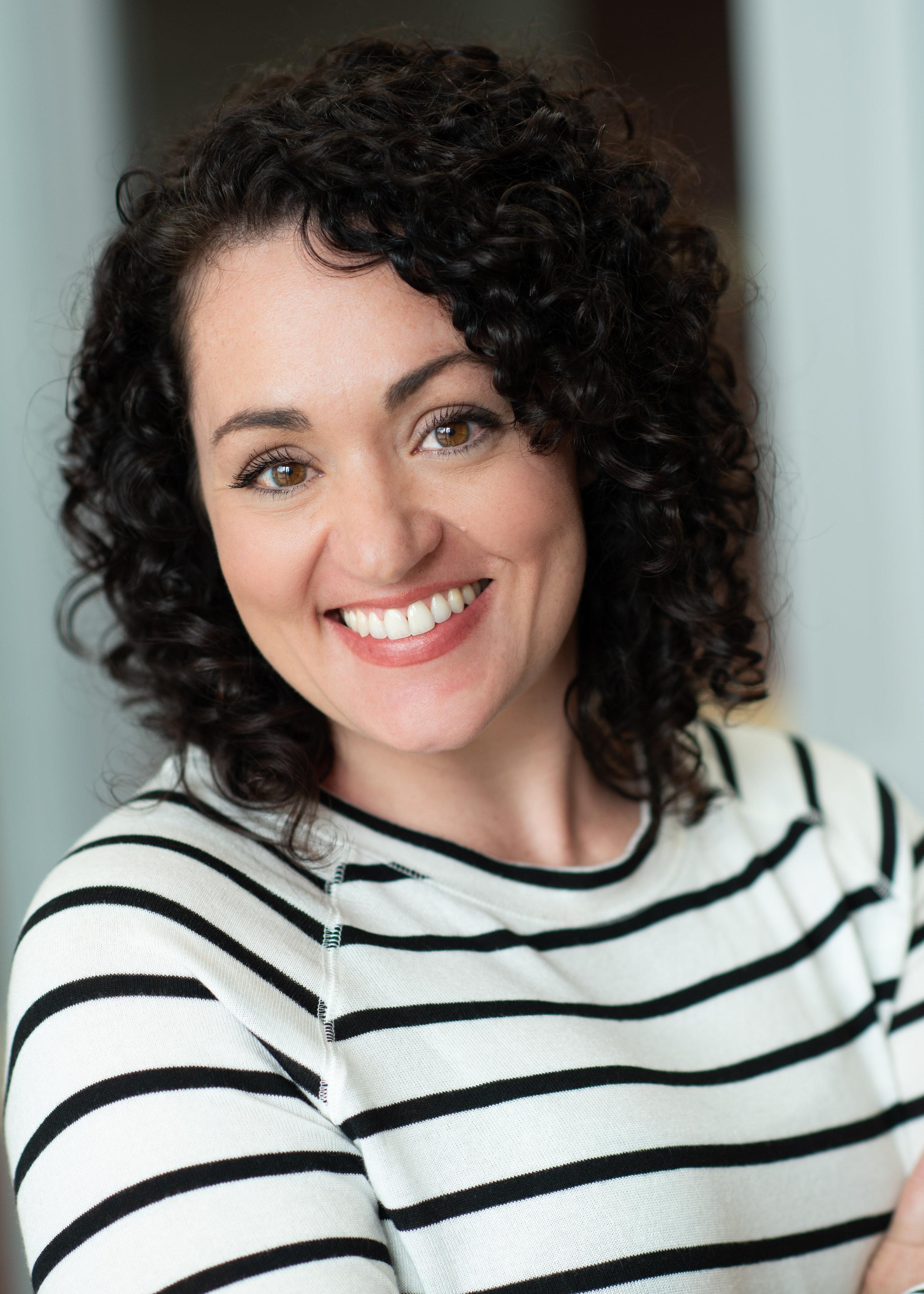 Antje Bergman, Finance Associate. Photo by Twin Cities Headshots.