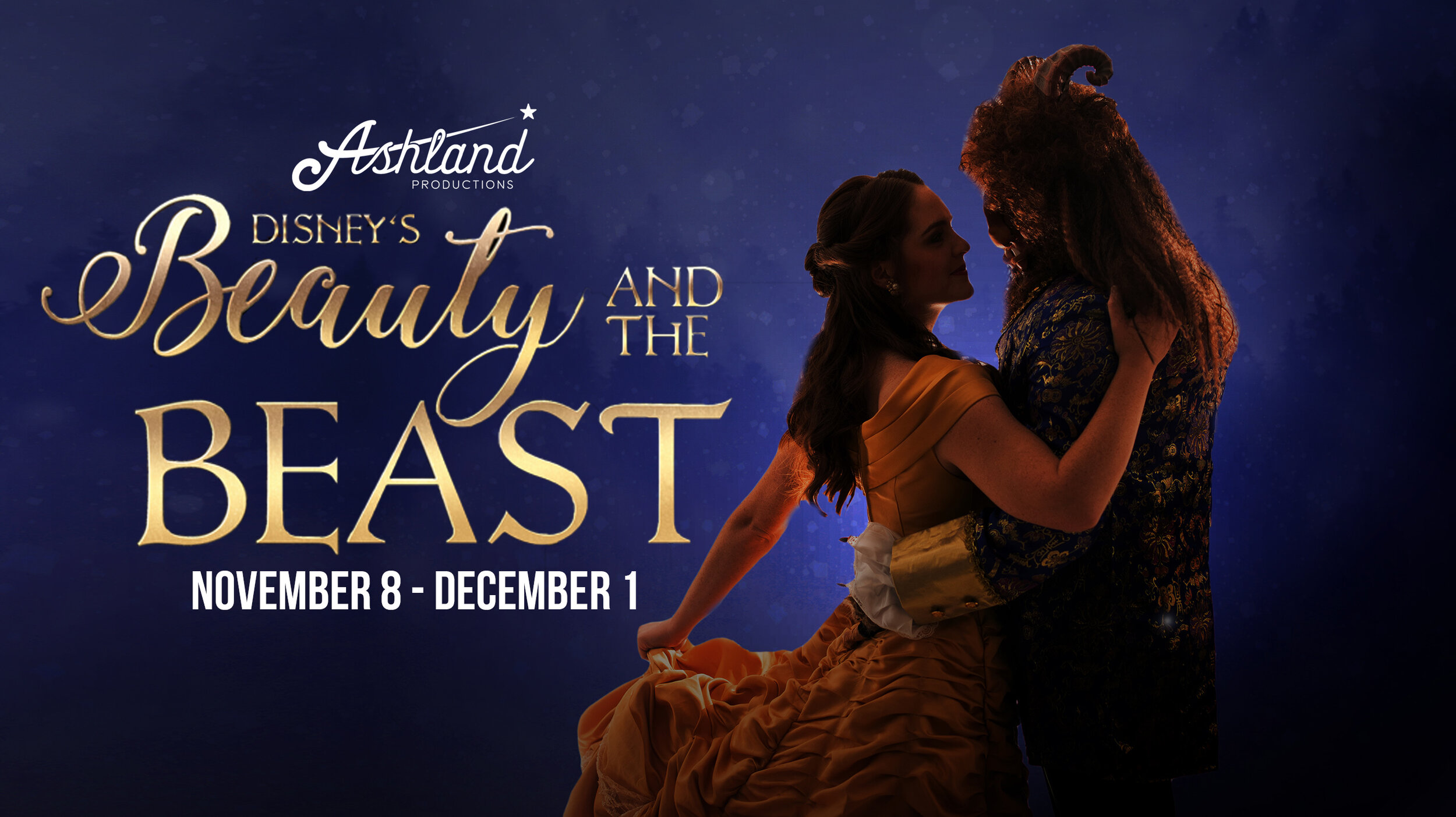 Beauty And The Beast Ashland Productions