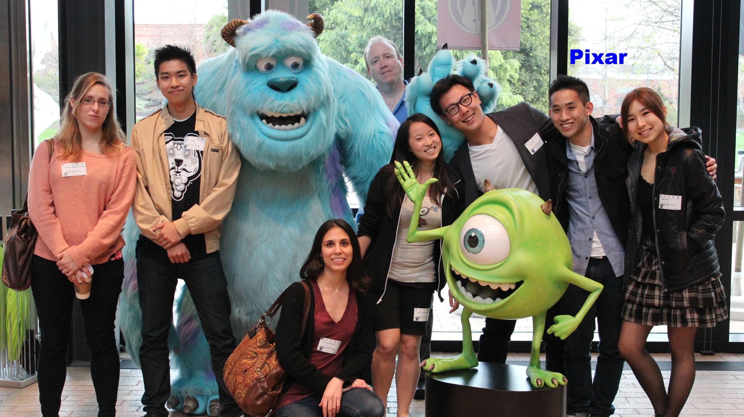 At Pixar