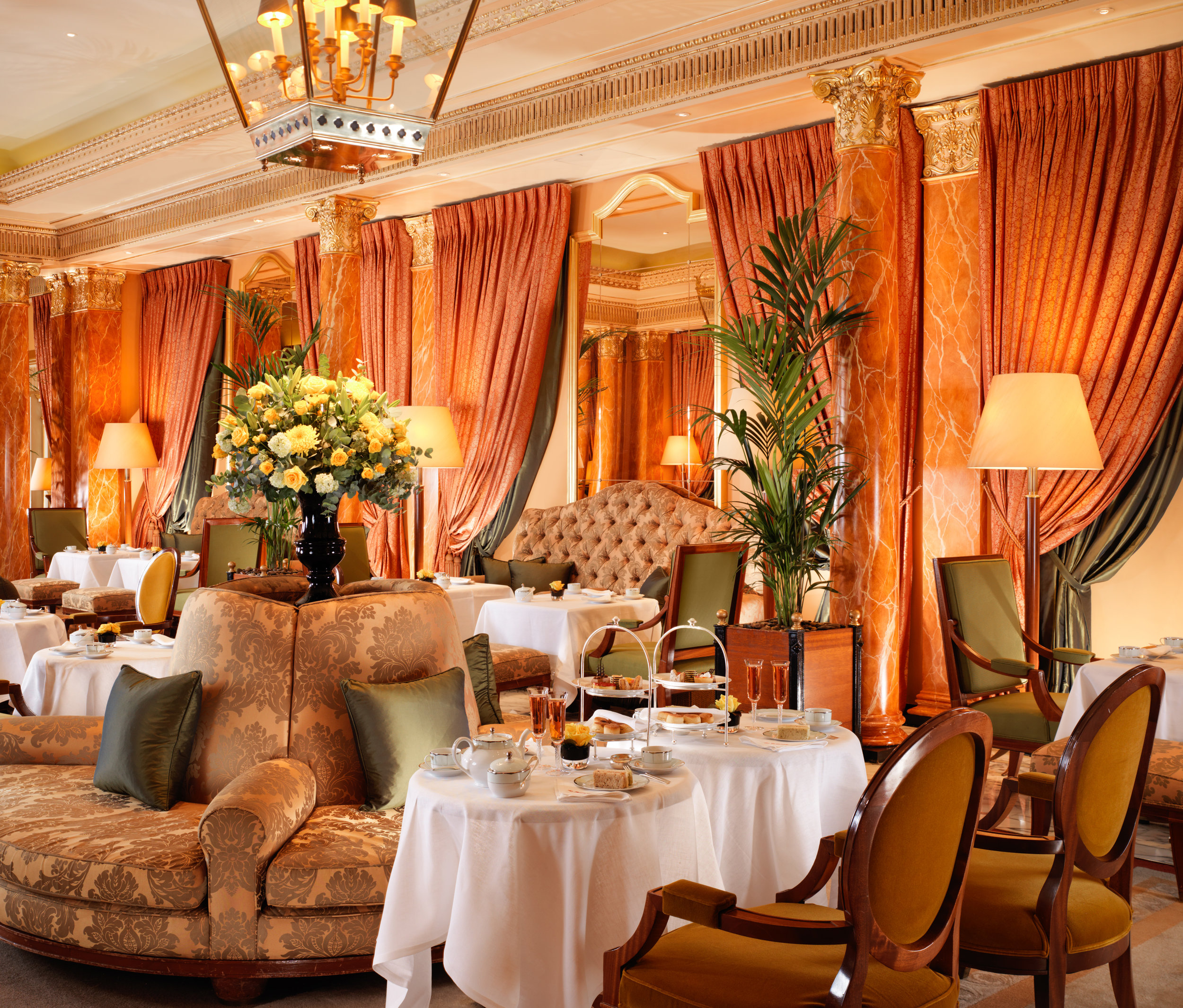 The Dorchester Champagne Afternoon Tea on The Promenade High Res.jpg