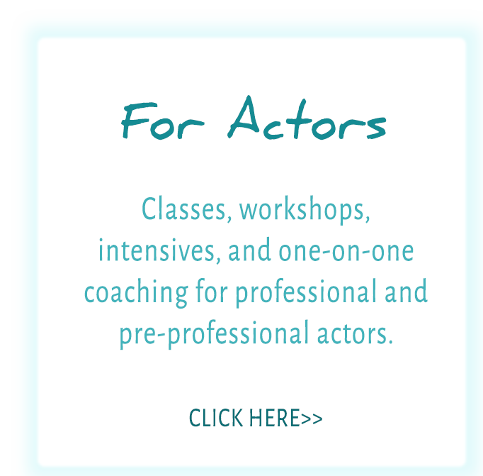 CLASSES FOR ACTORS
