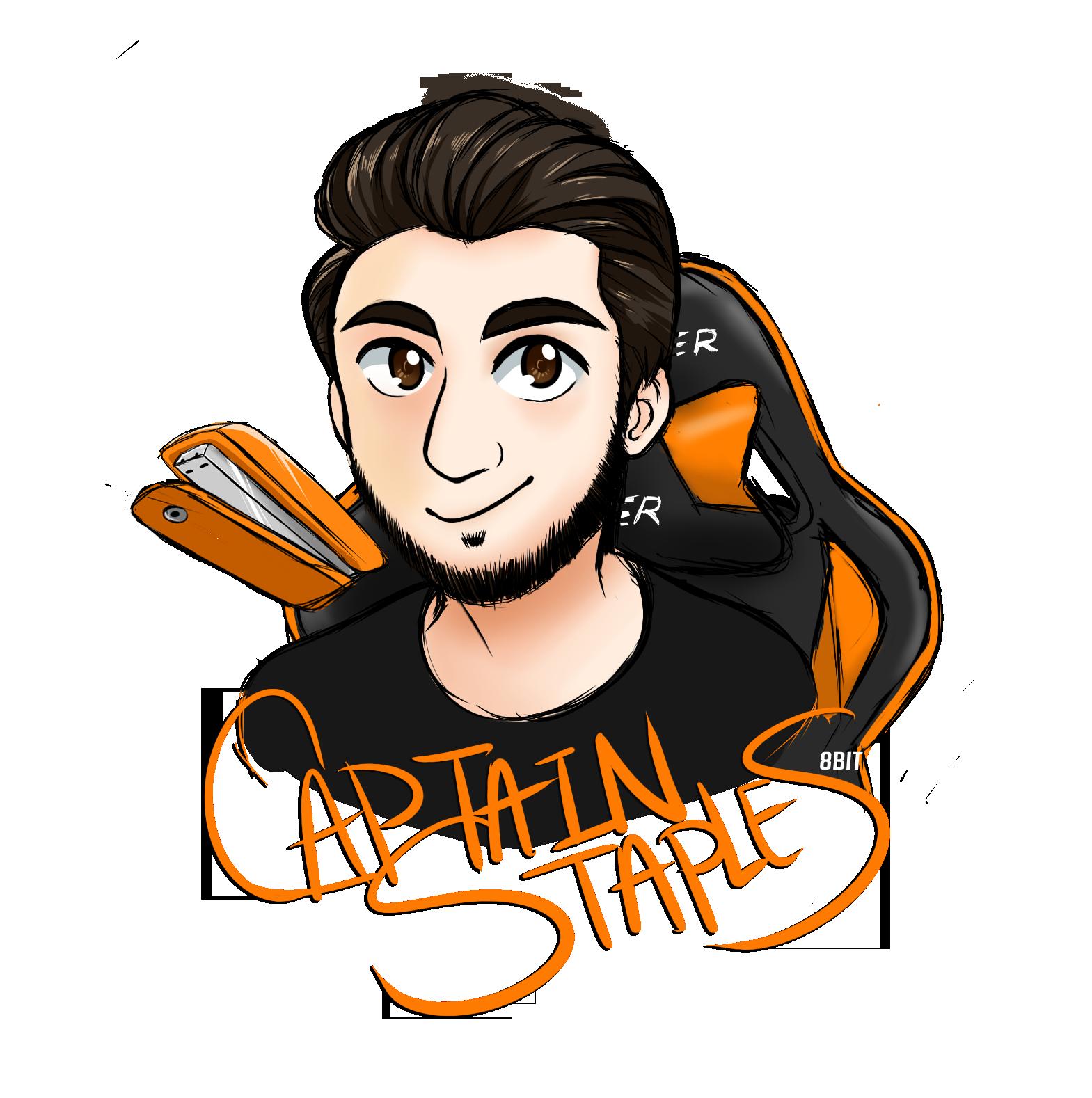 CaptainStaples Doodle