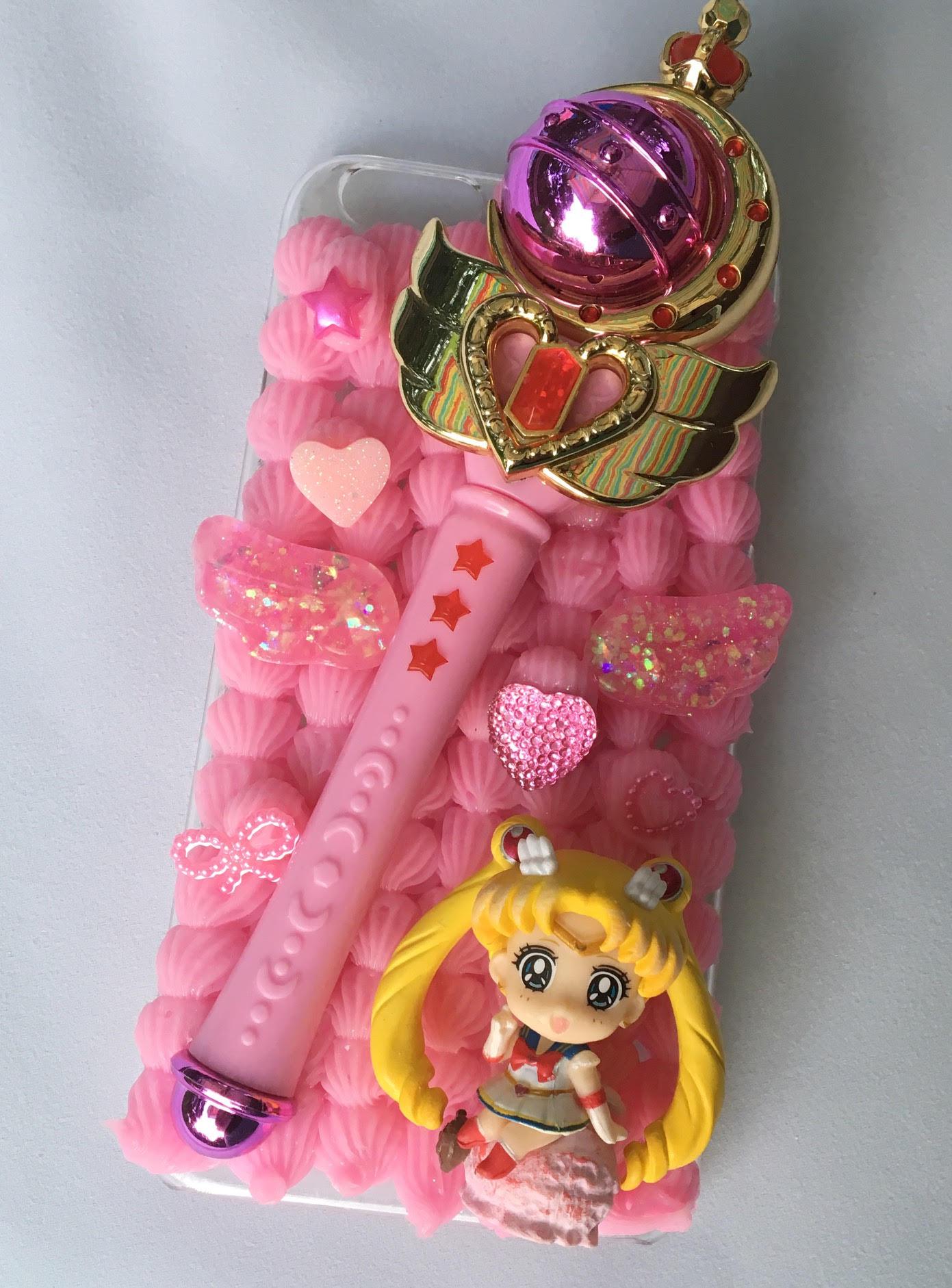 Sailor Moon iPhone 6 Plus Case [SOLD]