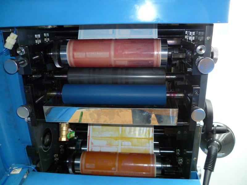 Apollo 330 Z-5 Color Print Unit