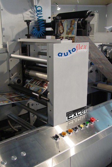 Autoflex Die Cutting Unit