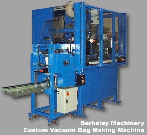 Custom Bag Making Machine