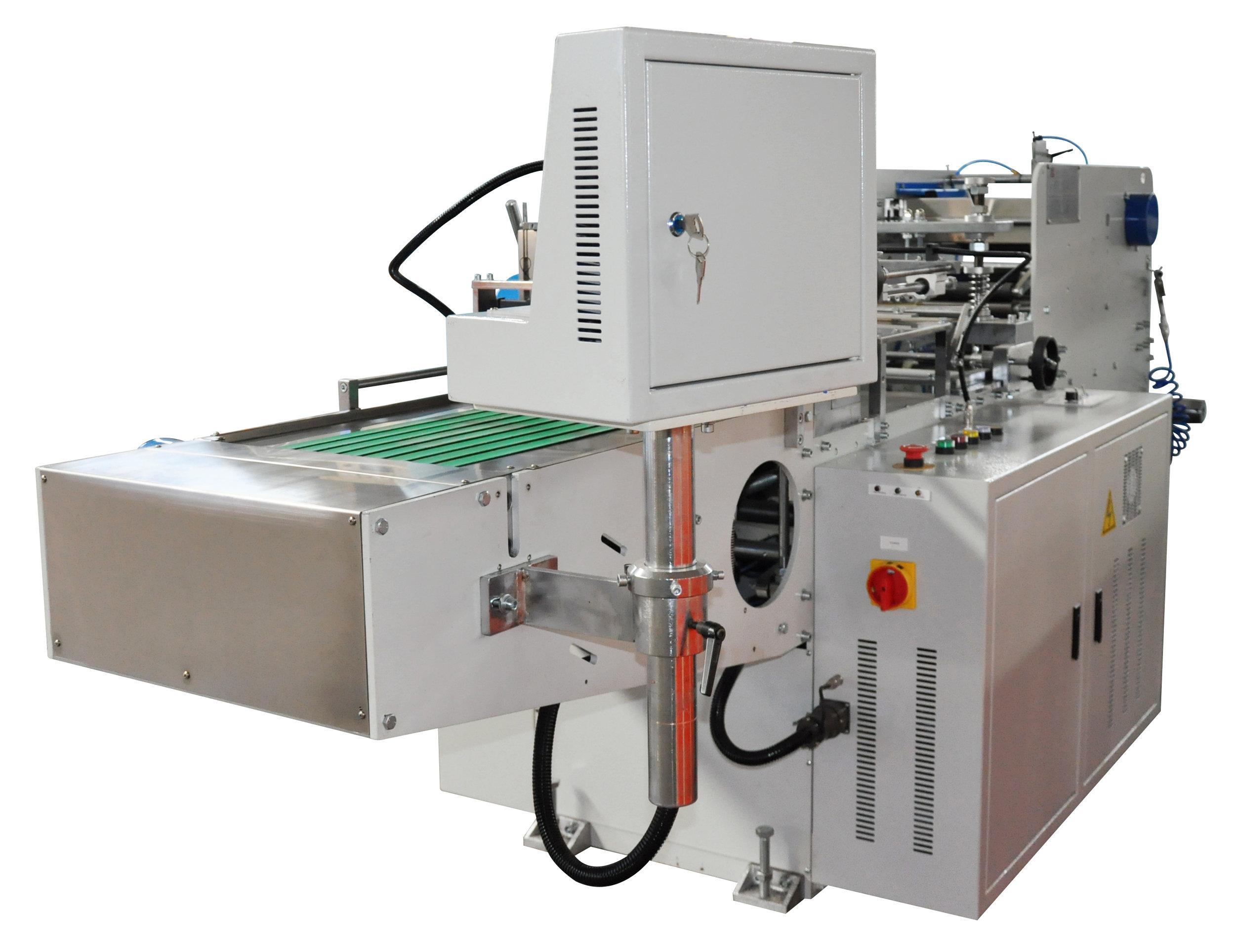 Shrink Sleeve Cutting Machine 2