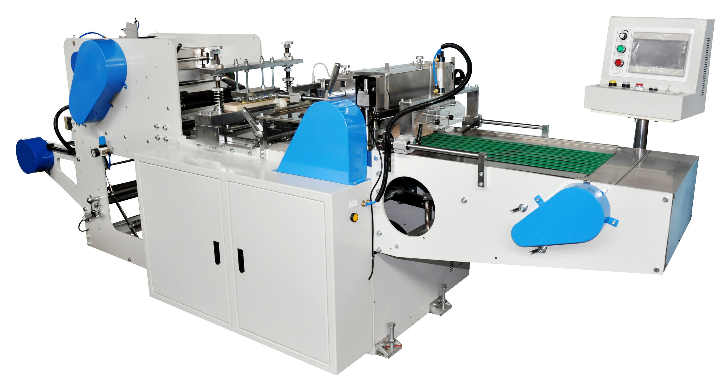 Shrink Sleeve Cutting Machine 1