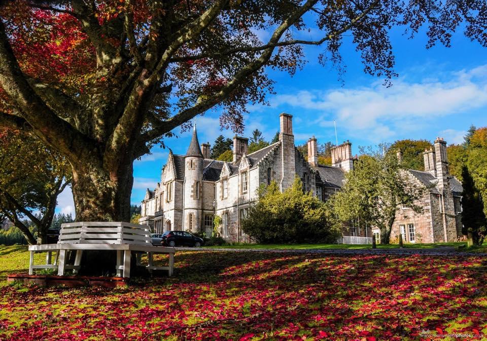 Faskally House, Pitlochry