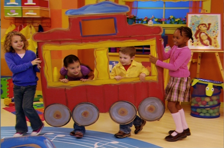 PBS Kids Block: Kids