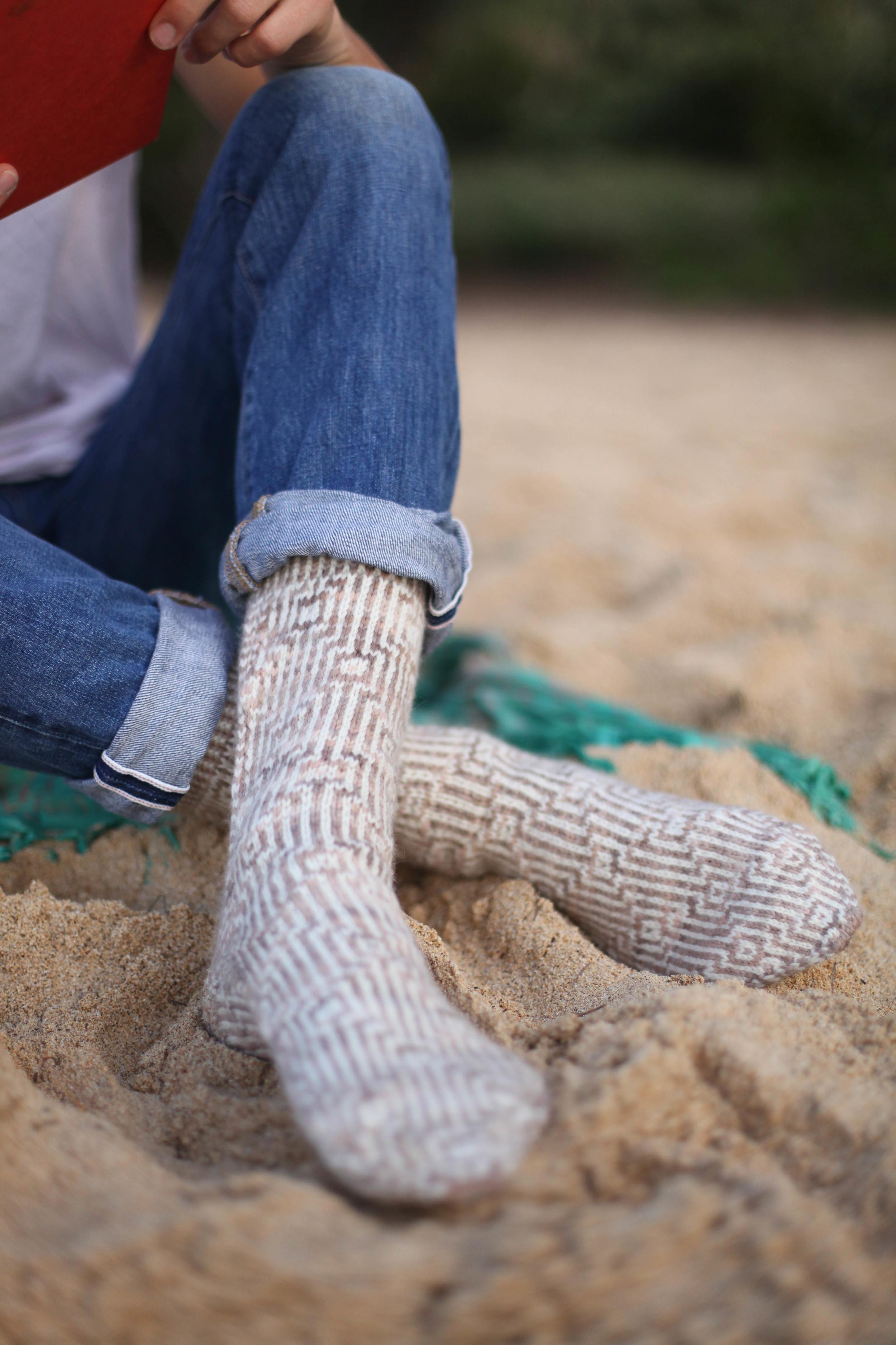 Chittick Slipper Socks