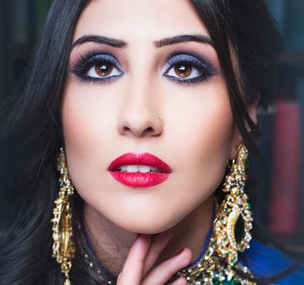 Indian Wedding Makeup Edmonton
