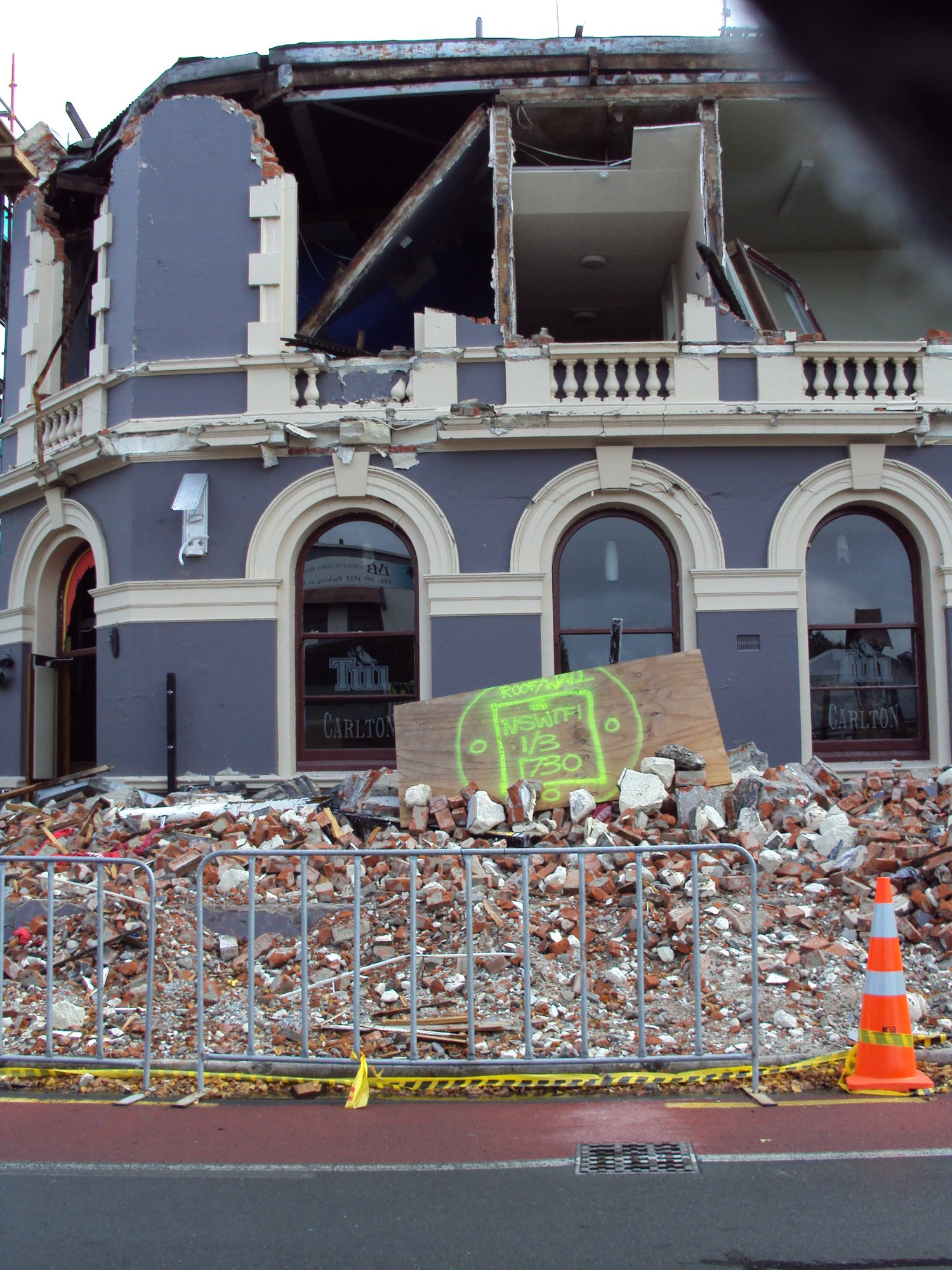 Clarinspect originated from the Christchurch earthquakes of 2010/2011 and was used extensively during the Kaikoura emergencies for  thousands  of  asset condition  checks.     Click for more on this sector!
