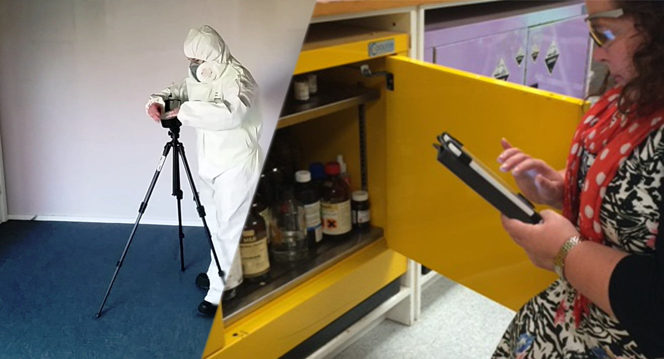 When it comes to recording and reporting on hazards in the built environment such as Clarinspect is in daily use for asbestos, mould, noise, chemical storage, lead and methamphetamine (meth).     Click here for more on this sector!