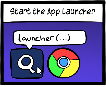You can add native apps on your Chromebooks.  Click on the App Launcher to start it and look for Johnny-Five.