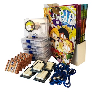 Pair students with our classroom bundles