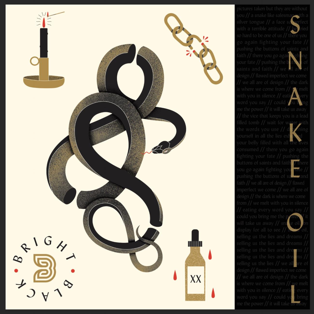 Snake Oil Illustration