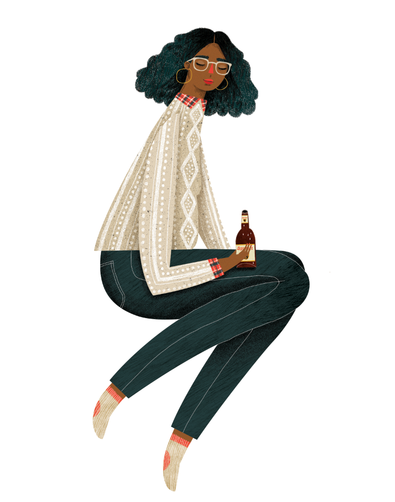 Character Illustration by Melissa Lee Johnson