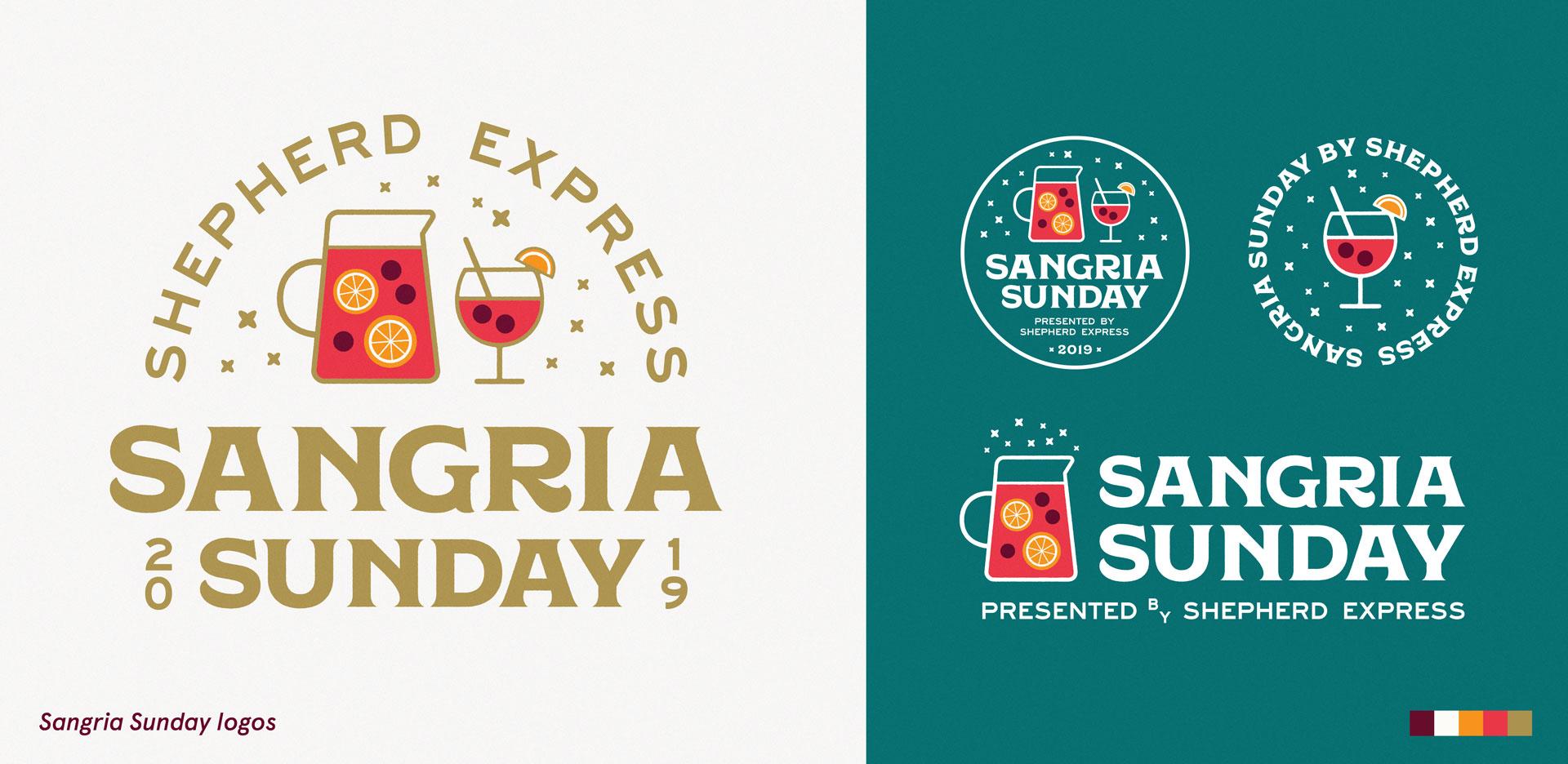 Sangria Sunday Logo