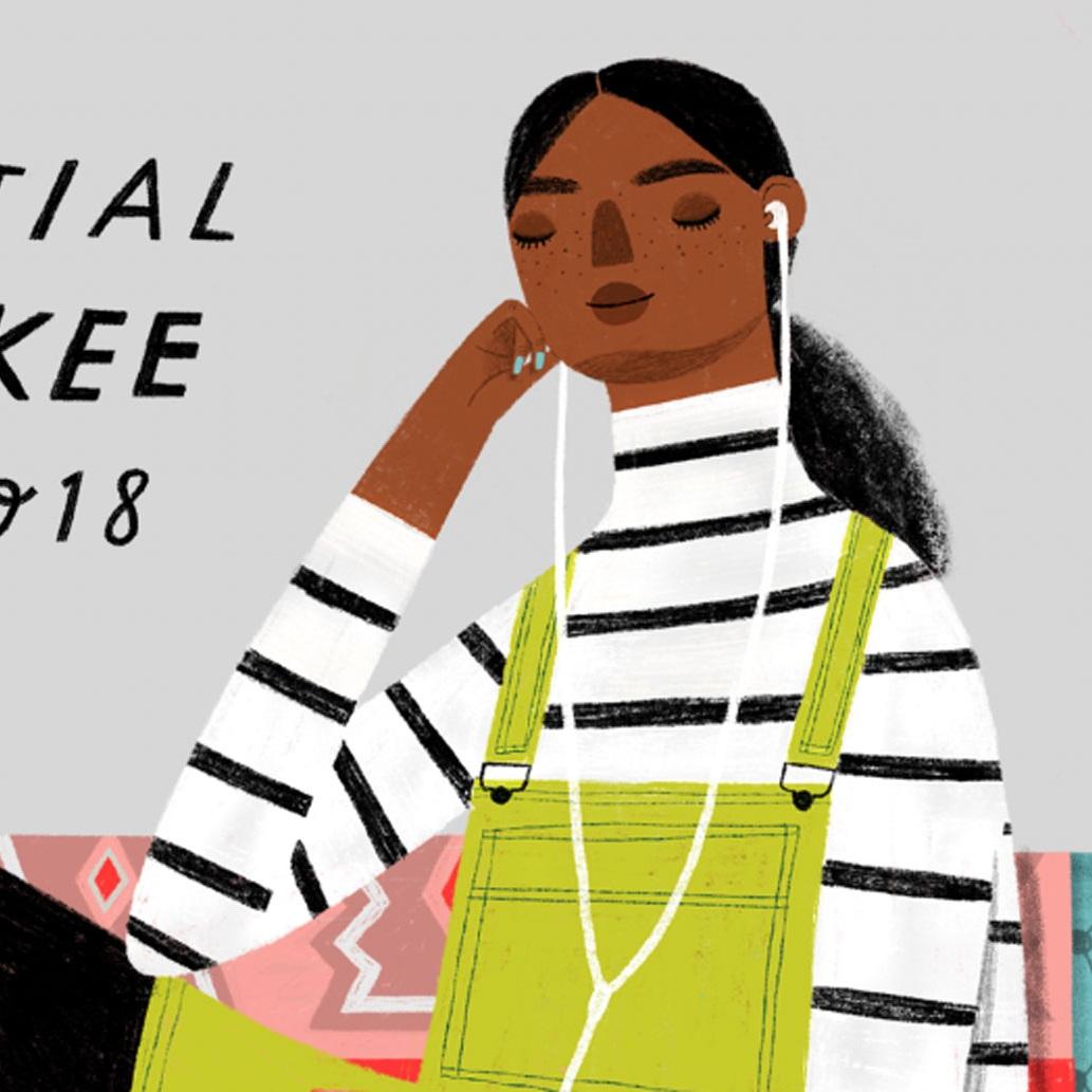 Essential Milwaukee Albums Illustration by Melissa Lee Johnson