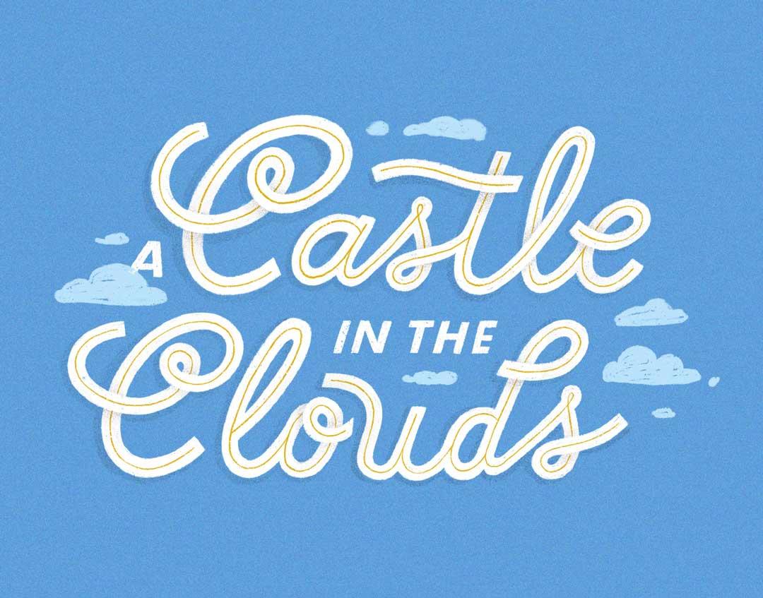 Original typography variation