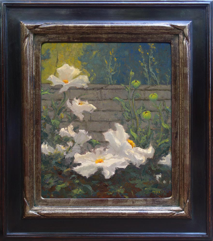 793-18-Matilija Poppies, Cluff Park 12x10 Framed 72 copy.jpg