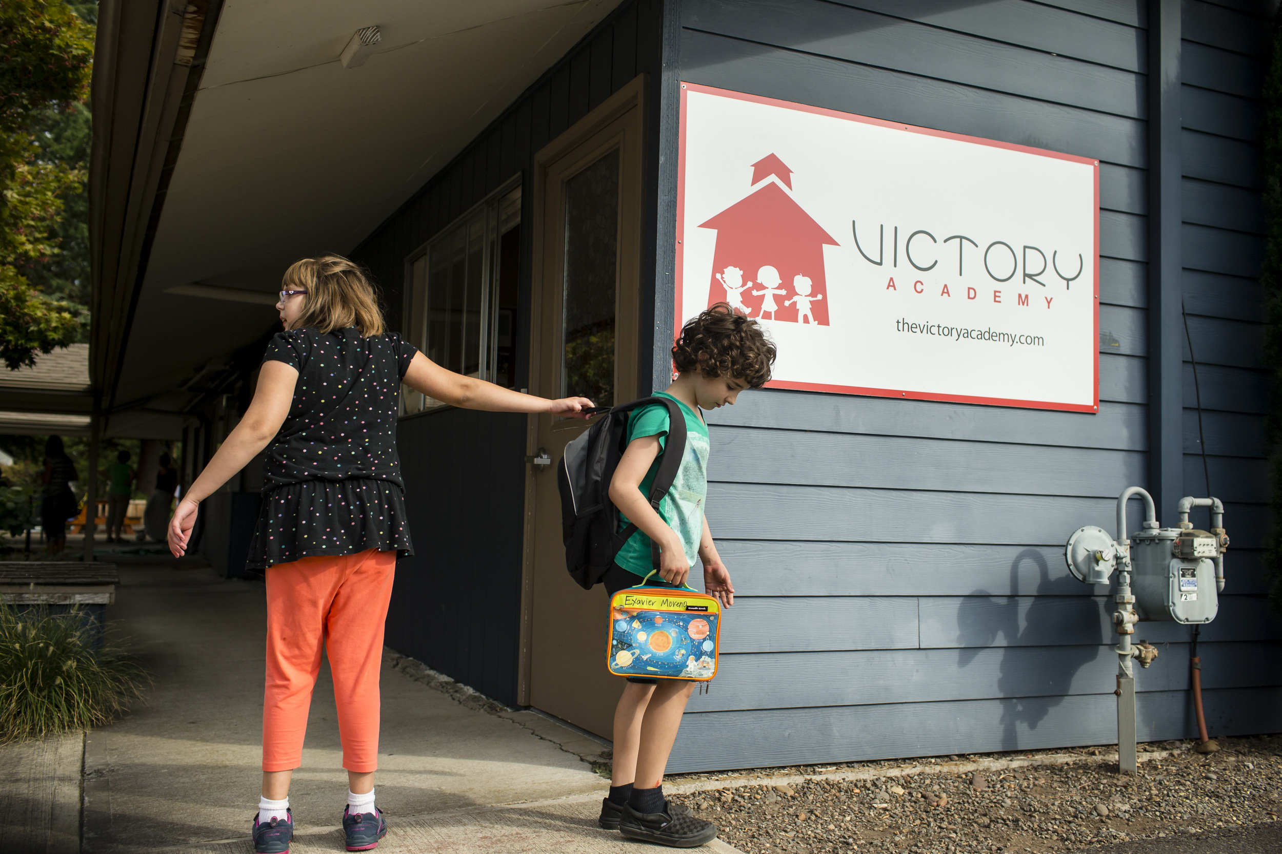 At Victory Academy,a pioneering school in Oregon,Autistic kids make strides through crafted curriculum,specialized architecture, and patience—lots of patience.   For Portland Monthly Magazine