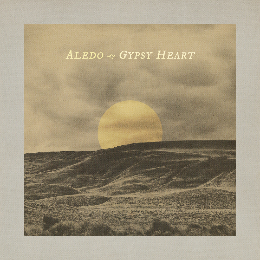 Aledo Gyspy Heart - Cover
