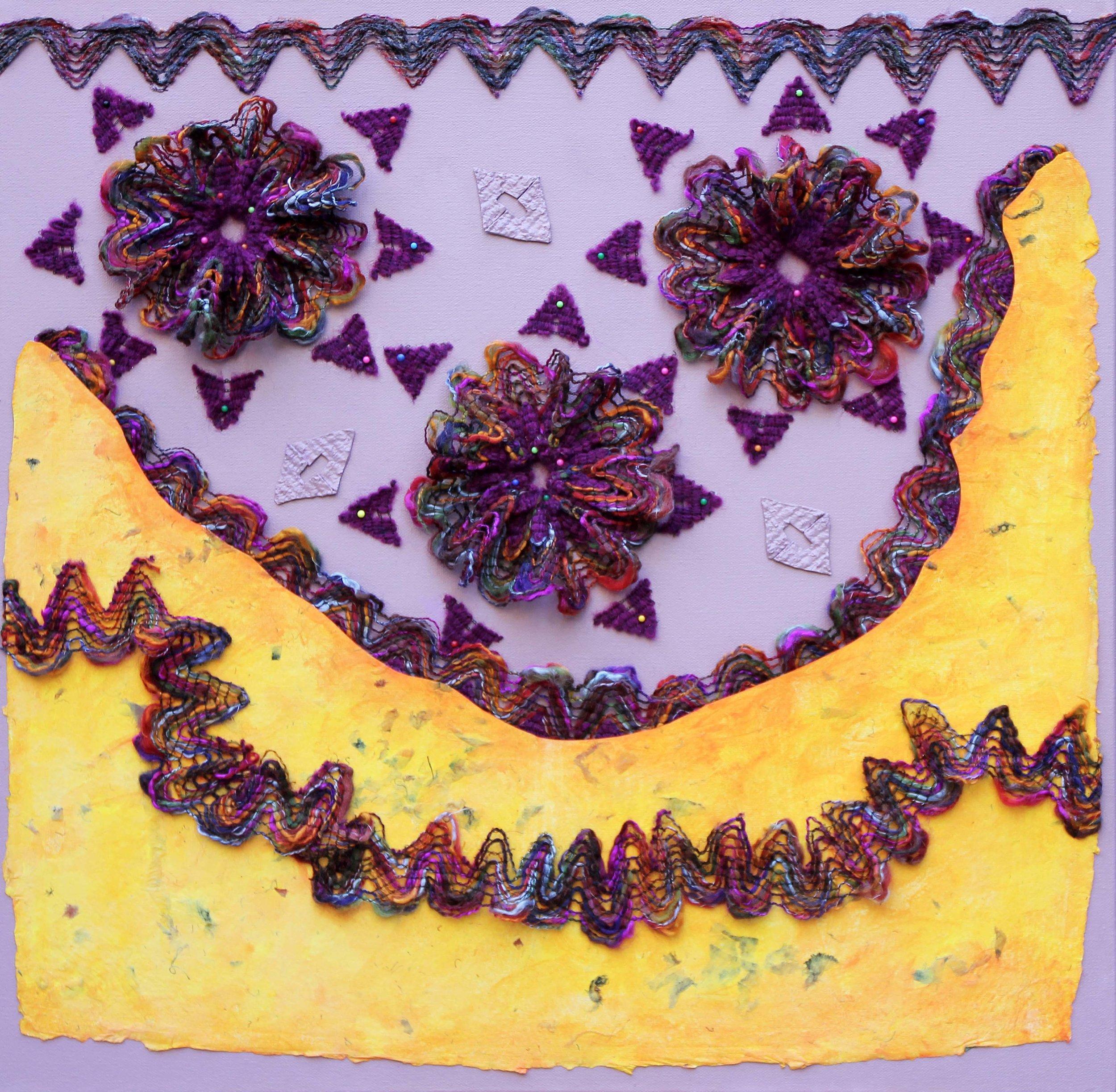 Flowers of Yarn